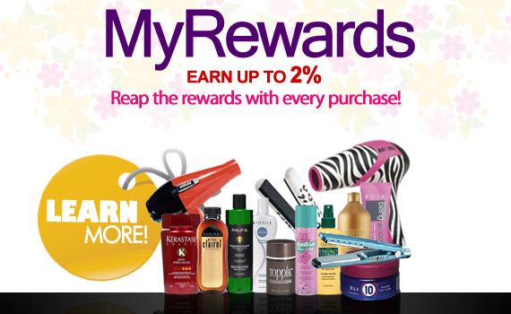 Earn up to 2% on MyRewards Program